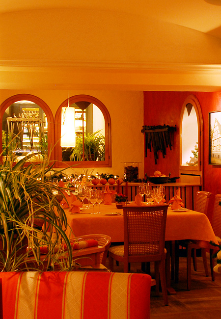 Lichtart Olpe restaurant altes olpe ursula eichert